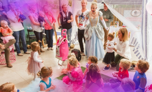Cinderella-Party-Ideas-Brisbane-Gold-Coast