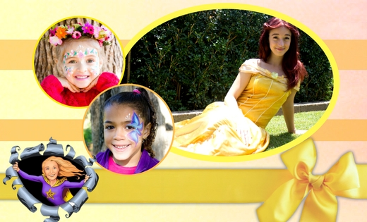 Beauty and the Beast- Brisbane Gold Coast Entertainers