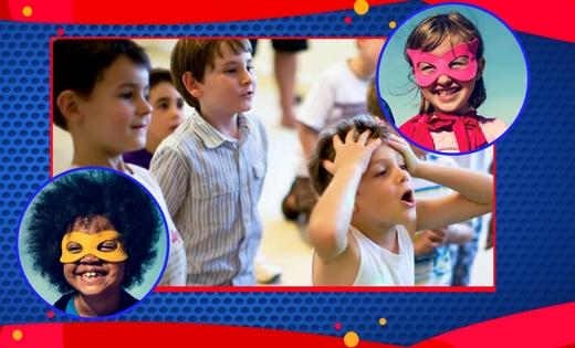 Children Party Gold Coast Fun Superman