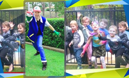 Fun-Activities-Birthday-Parties-Children-Brisbane-Queensland