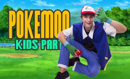 Pokemon Birthday Party Ideas Super Steph Brisbane Gold Coast Entertainers