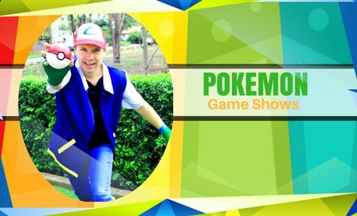 Pokemon Brisbane Gold Coast Entertainers