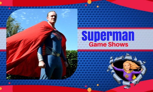 Superman Brisbane Gold Coast Entertainers