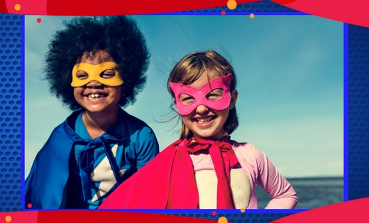 Superman Brisbane Gold Coast Kids