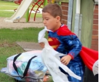 Superman Kids Party