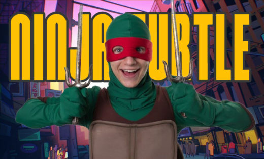 Ninja Turtle Super Steph Party Entertainer Gold Coast Brisbane Super Party Heroes