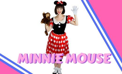 MINNIE MOUSE Game Shows Children Entertainment Brisbane Gold Coast Super Party Heroes