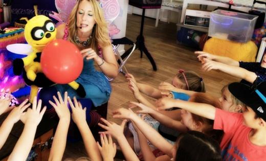 Magic Shows Brisbane Gold Coast Super Party Heroes Super Steph