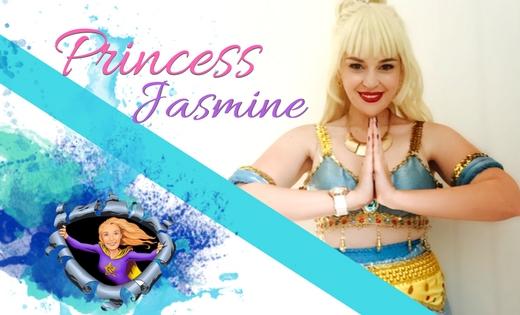 Princess Jasmine Game Shows Brisbane Gold Coast Kids Party Queensland