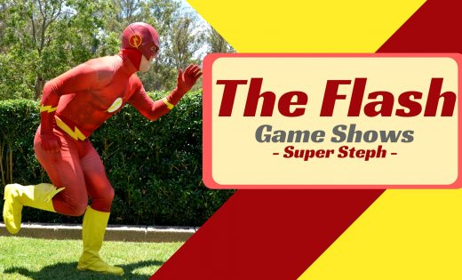 The Flash Game Shows Brisbane Gold Coast Super Steph