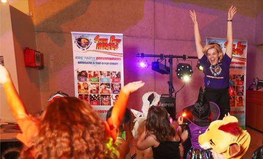 DISCO party brisbane show