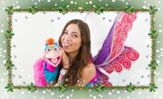 Ari-Cad-Abra Fairy Magician in Brisbane and Gold Coast Super Party Heroes