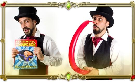 Mr Mondello Kids Magic Shows In Brisbane and Gold Coast Area Queensland