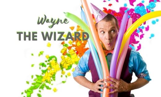 Wayne The Wizard Brisbane Gold Coast Kids Magician Birthday Parties
