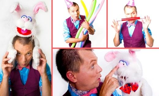 Wayne The Wizard Brisbane Gold Coast Kids Magician Birthday Parties Children