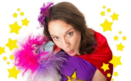 Franki The Fabulous Birthday Party Entertainer in Brisbane and Gold Coast Children Funny Best Magician
