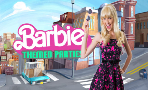 Barbie Kids Parties Girls Themed Birthday Gold Coast Brisbane