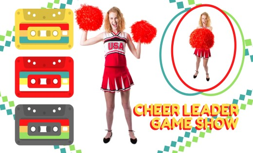 Cheer Leader Game Shows Super Party Heroes Brisbane Gold Coast Kids Parties Super Party Heroes Queensland