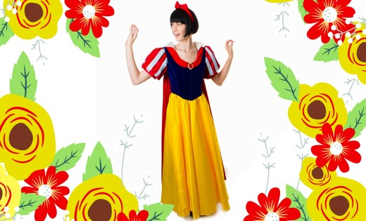 Snow White Game Show Kids Birthday Parties Themed Brisbane Gold Coast Super Party Heroes