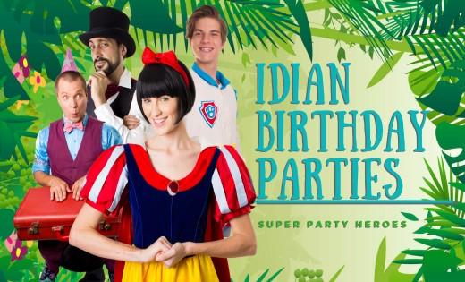 indian birthday parties brisbane gold coast queensland indonesia australia