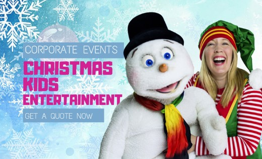 Christmas Corporate Events Kids Entertainment Brisbane Gold Coast Themed Entertainer