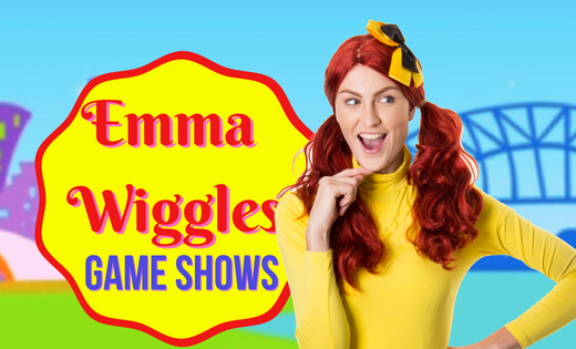 Super Party Heroes Themed Birthday Party Entertainment Kids Brisbane Gold Coast Emma Wiggles