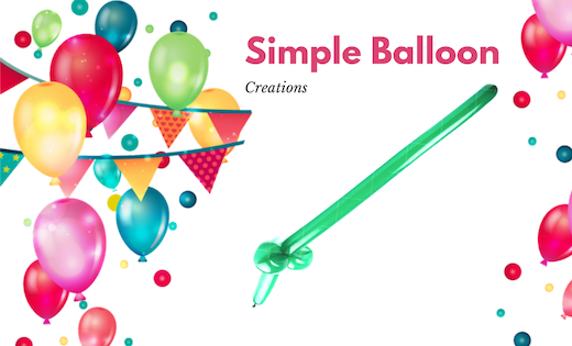 Balloon Parties Twisting Balloons Brisbane Gold Coast Balloon Swords Birthday Parties For Boy and Girls