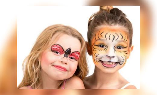 Brisbane Gold Coast Face Painters Professional Colour Birthday Party Super Steph