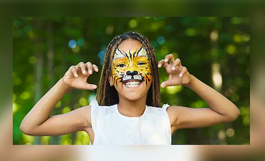 Entertainment Fancy Face Painting Face Painter in Brisbane and Gold Coast Children Party