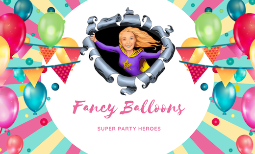 Fancy Cool Balloon Creations for Birthday Parties Corporate Events Festivals OSHC Schools Brisbane Gold Coast