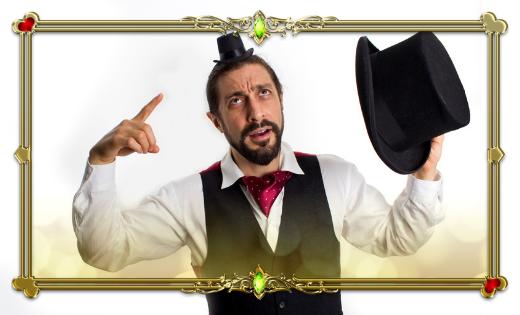 Mondello The Magician Brisbane Gold Coast Super Party Heroes