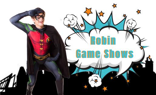 The Boy Wonder Robin Batman Gotham City Birthday Party Entertainment Brisbane Gold Coast