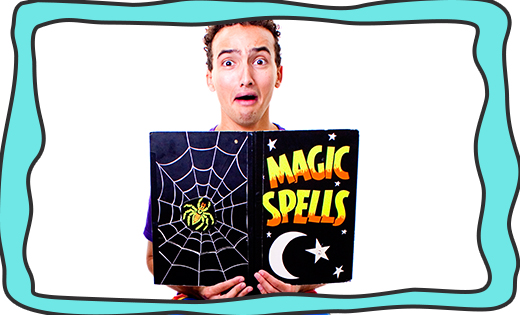 RIFF-RAFF THE MAGICIAN SUPERSTEPH MAGICIANS IN BRISBANE MAGICIANS IN GOLD COAST BIRTHDAY PARTY KIDS MAGICIAN OSCH