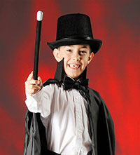 Themed Magic Shows For Boys & Girls
