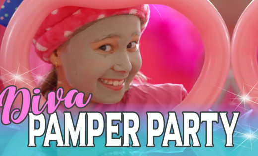 Diva Pamper Party For Kids in Brisbane and Gold Coast Entertainment for Girls