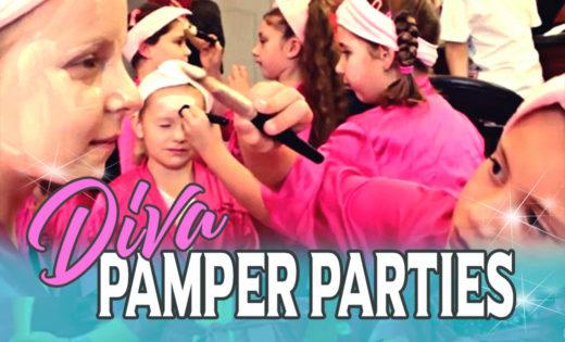 Diva Pamper Party Birthday Entertainment Brisbane Gold Coast Super Steph